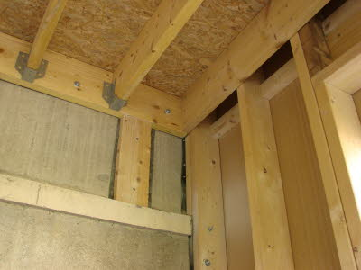 extension deux niveaux. Black Bedroom Furniture Sets. Home Design Ideas